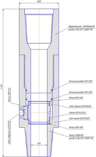 Конструкция крана КШЗ-86