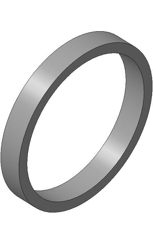 Уплотнение цилиндровой втулки АФНИ 754152.017