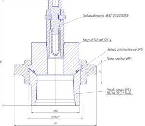 Схема БРС-4 с разделителем