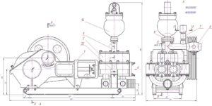ЗИП НБ-32 и НБ-50