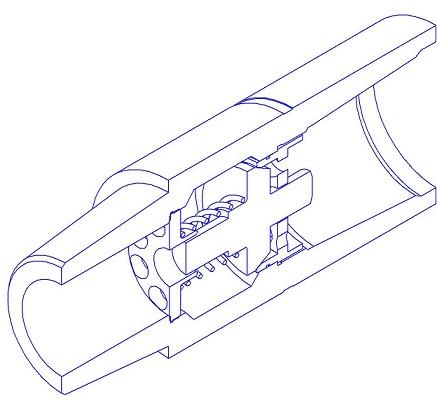 Клапан обратный КОБТ 133